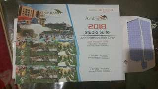 Voucher Bukit Gambang Resort Waterpark