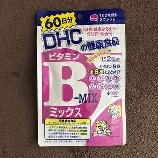 DHC健康食品 維他命B雜