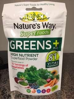 Nature's way 澳洲天然植物飲品