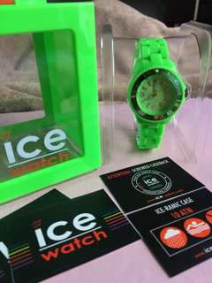 Ice Watch: Ice-Solid-Green-Small