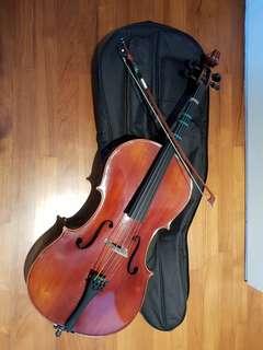 Cello - Hoffmann Prelude 1/2 size