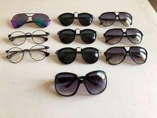 🚚 太陽眼鏡 墨鏡買一送一