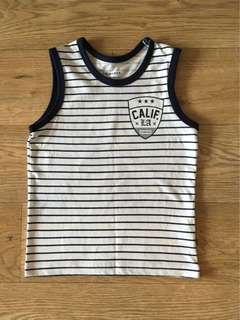 [readystock] Primark boys sleeveless tshirts  (3-4y)