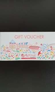 Resorts World Sentosa Gift Vouchers (Exp: June 2018)