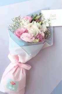 Korean Style Flower Bouquet