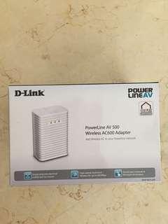 D-LINK AV500 Wifi adapters