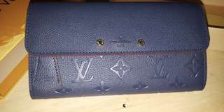 Louis Vuitton empreniente clutch wallet