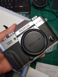 Fujifilm X20 used - body only