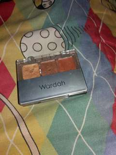 Preloved Eyeshadow wardah seri A