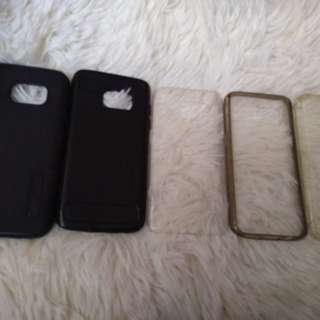 Samsung S7 flat casing take all for only 250