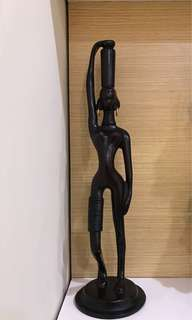 patung kayu asli (dari bkk)