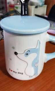 Ceramic cup for sale!