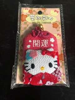 🚚 日本HelloKitty御守(紅)