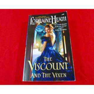 The Viscount and the Vixen by Lorraine Heath