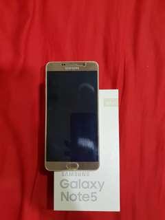 Samsung Note 5 - 64GB