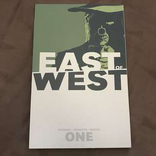 Image Comics East of West TPB Reprints #1-15 Jonathan Hickman Nick Dragotta Like New Read Once NM-