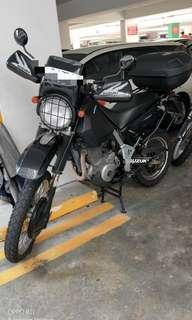 98 Suzuki DR650SE