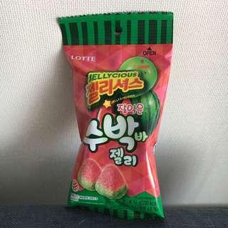 西瓜jelly糖