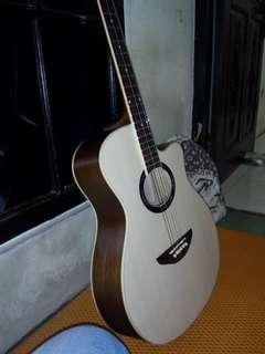 Gitar custom baru