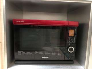 Sharp Healsio Oven cum Microwave