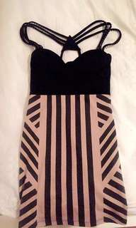 Fitted Dress size 6