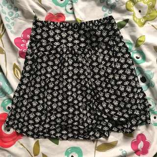 Cotton On Patterned Skirt