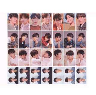 BTS LOVE YOURSELF 'TEAR' PHOTOCARD