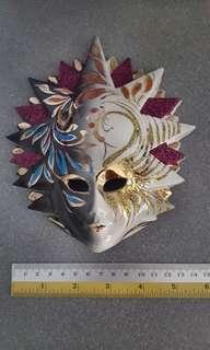 Authentic Italian Mask