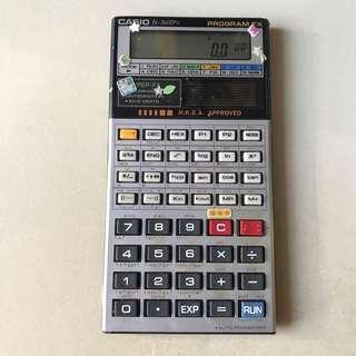 Casio fx-3600Pv 計算機