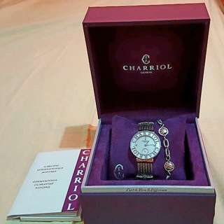 Charriol Watch Single-Tone