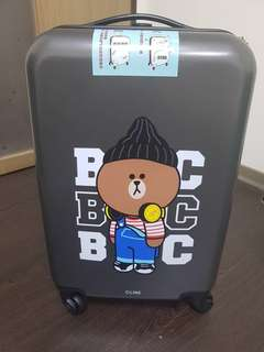 熊大ABS 20吋行李箱