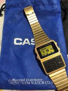 Casio 復古錶 9成5新 行貨
