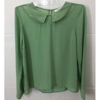 FOREVER 21 Blouse Preloved Woman CLothes