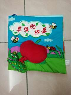 Lala Baby Clothes Book