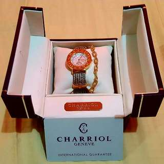 Charriol Watch Two-Tone