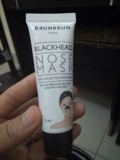 Brunbrun blackhead mask