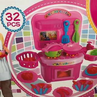 BNIB Cooking set for kids