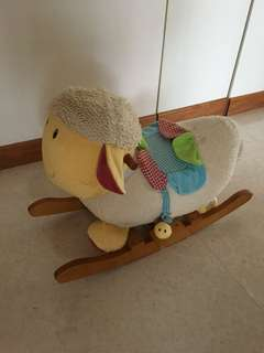 Sheep Rocking Toy