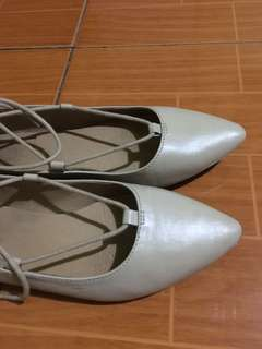 Doll Shoes with long straps