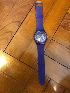 Swatch - Purple Lacquered