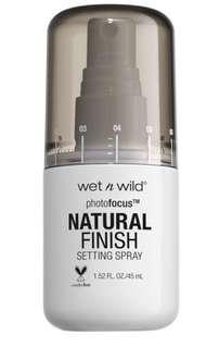 Wet & Wild Photofocus Setting Spray