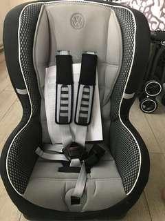 Volkswagen Baby Carseat (New)