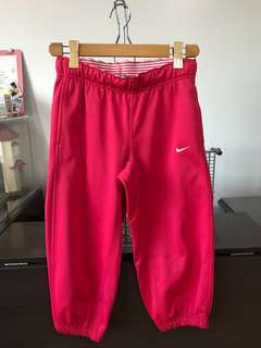 Nike Thermafit Work-out Pants with pocket