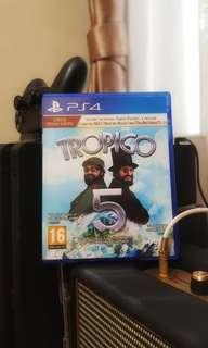 Game PS4 - Tropico 5 Region 2