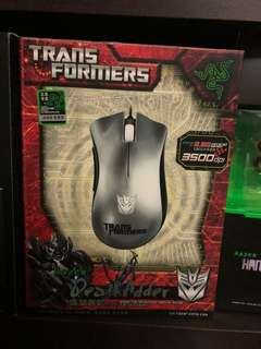 Razer Transformers Deathadder Limited Edition