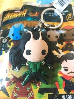 Avengers Infinity War Keychain 鎖匙扣 - Mantis (Marvel 復仇者聯盟)