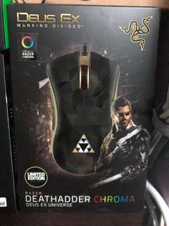 Razer Deus Ex Limited Edition Mouse