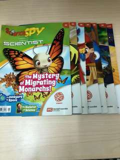 Science spy 94-100
