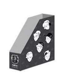 RARE EXO OFFICIAL FILE BOX OT12 WOLF ERA