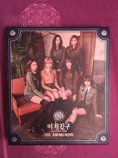 GFRIEND THE AWAKENING ALBUM